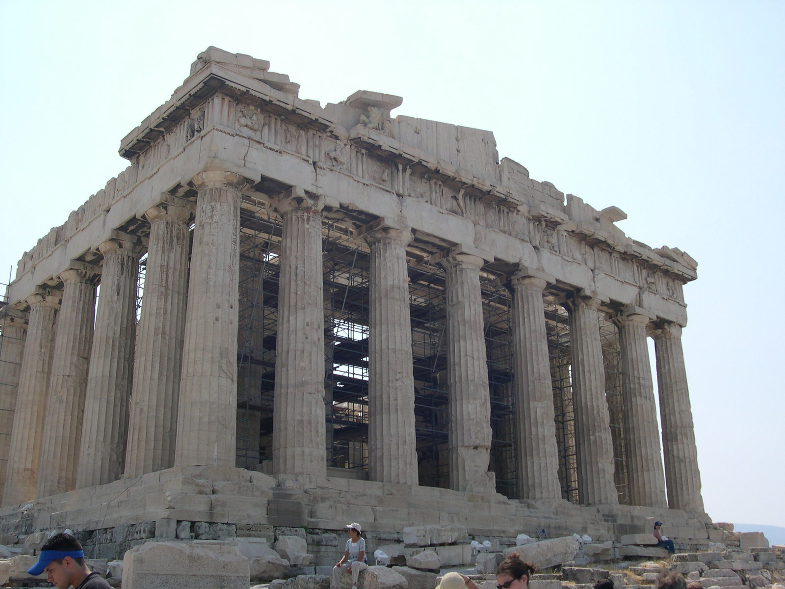 ancient architecture parthenon athens greece history structures greek bc acropolis ruins athena archive century temple arthistoryarchive arthistory