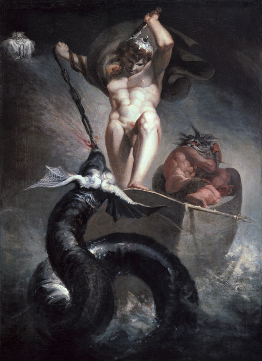 Henry Fuseli (1741-1825) HenryFuseli-Thor-Battering-the-Midgard-Serpent-1790