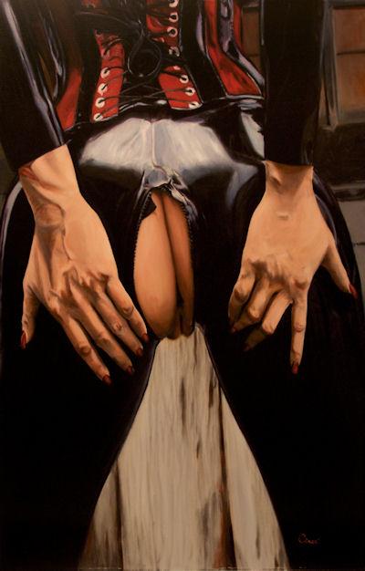 Joelle Circe - Peek-a-Boo - 2009