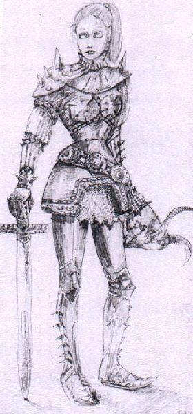 krieg/Wamphyri-warrior : 1998, click to see larger version.