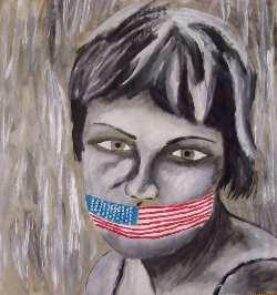 Charles Moffat - United States Censorship - 2001