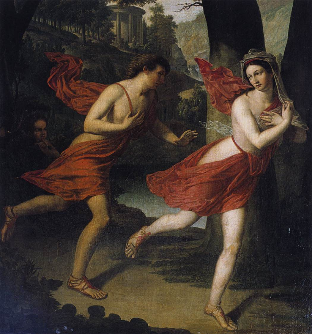 apollo and dephne Guide to the myth of apollo and daphne apollo and daphne story summary and analysis.